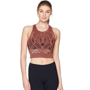 Alo Yoga Vixen Fitted Crop Tank